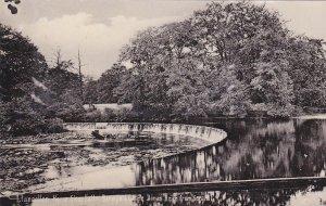 LLANGOLLEN, Wales, UK, 1900-10S, Horse Shoe Falls, Berwyn, TUCK # 1968