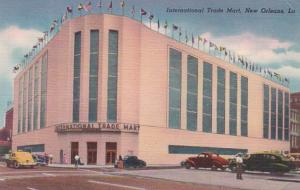 Louisiana New Orleans International Trade Mart