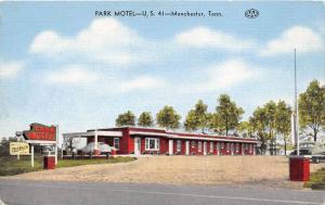4798  TN Manchester  Park Motel