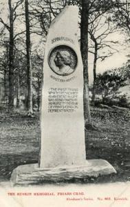 UK - England, Friars Crag, John Ruskin Memorial