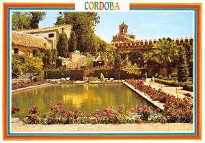 Spain Cordoba The Castle Gardens Jardins du Chateau