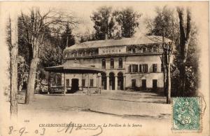 CPA CHARBONNIERES-les-BAINS Le Pavillon de la Source (443334)