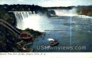 Niagara Falls, New York, NY Post Card Postcard Niagara Falls NY Unused