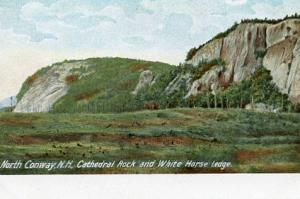 NH - North Conway, Cathedral Rock & White Horse Ledge