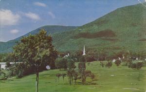 Golf Course , mt Equinox , Manchester , Vermont , PU-1954