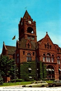 Indiana LaPorte County Court House 1978