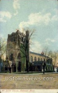 All Saints Church - Ashmont, Massachusetts MA
