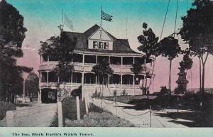 Illinois Rock Island The Inn Black Hawk's Watch Tower