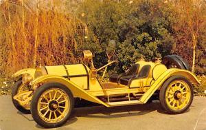 Advertising Post Card 1913 Mercer Raceabout Ernie Singleton's Roller Che...