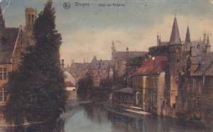 Qual du Rosaire, Bruges, Belgium, 1900-10s