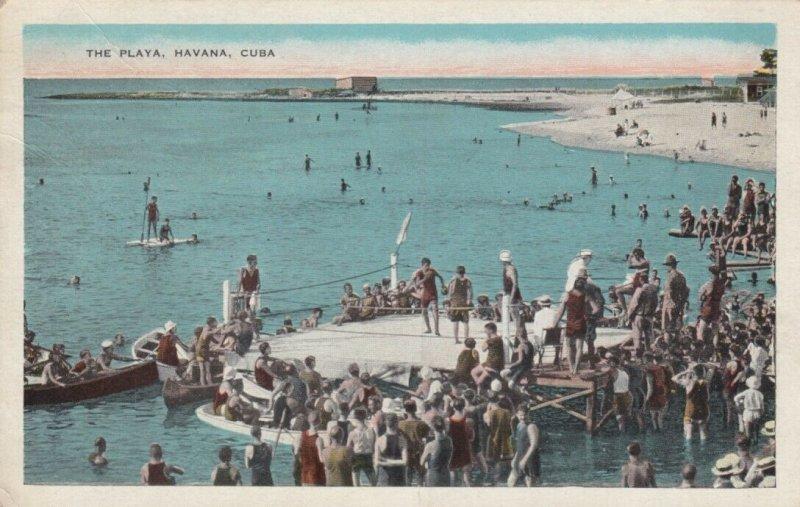 HAVANA, Cuba , 1929 ; The Playa
