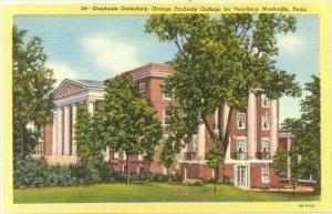 Graduate Dormitory, George Peabody College For Teachers, Nashville, Tennessee...