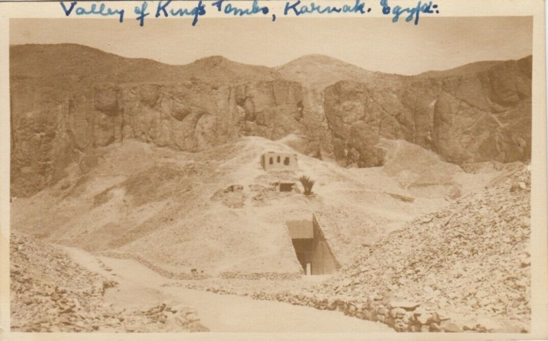 RP: Valley of Kings Tombs , KARNACK , Egypt , 00-10s