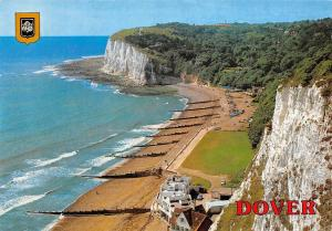 St Margaret's Bay Dover Beach Cliffs