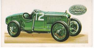 Trade Card Brooke Bond History of the Motor Car No 22