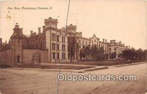 Ohio State Penitentiary Columbus, Ohio USA Prison Postcard Post Card Columbus...