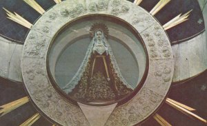 ACAPULCO, Gro. Mexico, 1940s-Present; Our Lady of Solitude, Patroness of the ...