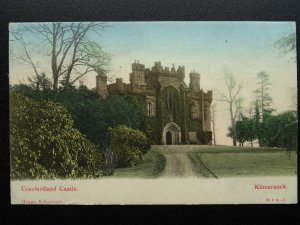 Scotland Ayrshire KILMARNOCK Craufurdland Castle c1905 Postcard by Haggo & Co