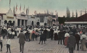 TORONTO, Ontario, Canada, 00-10s; Scarboro Beach Park, Snake Show, Rifle Range
