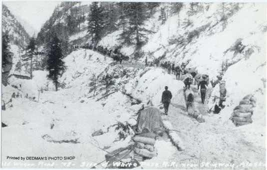 Wagon Road, 1898 From Skagway, Alaska to the Yukon Gold Rush
