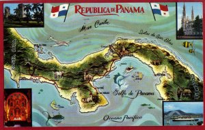REPUBLIC OF PANAMA SEE SCAN