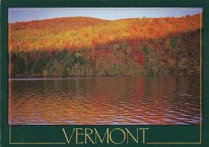 Vermont Sunset On Eligo Pond Vermont