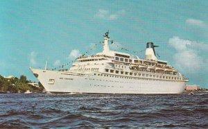 M/S Sea Venture, 1950-1960s