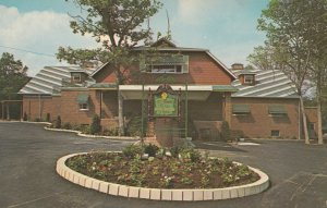 HAZLETON , Pennsylvania , 1940-60s ; Gus Genetti Hotel, Motel