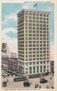 ATLANTA , Georgia, 1900-10s ; Third National Bank Building