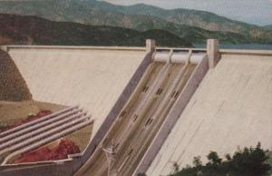 California The Shasta Dam