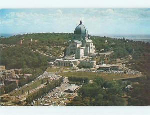 Unused Pre-1980 TOWN VIEW SCENE Montreal Quebec QC p8665