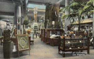 LOS ANGELES , California , 1900-10s ; Chamber of Commerce