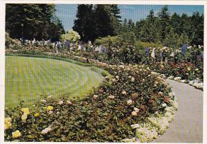 Canada Victoria Butchart Gardens