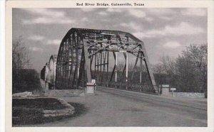 Texas Gainesville Red River Bridge
