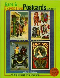 Classic Reference: Nicholson's Encyclopedia of Antique Postcards, Autographed!