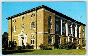 HOPE, Arkansas AR ~ CITY HALL & AUDITORIUM 1971 Hempstead County Postcard