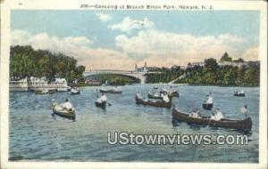 Branch Brook Park Newark NJ 1931