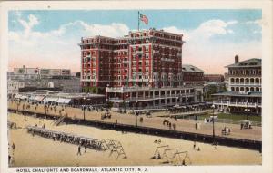 Hotel Chalfonte & Boardwalk , Atlantic City , 00-10s