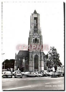 Modern Postcard Arnhem Grote Turan
