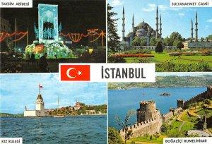 B108706 turkey Istanbul Taksim Abidesi, Bogazici Rumelihisar Kiz Kulesi