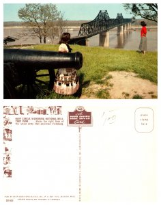 Navy Circle, Vicksburg National Military Park, Vicksburg, Mississippi