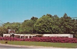 WILMINGTON , North Carolina , 40-60s ; Azalea Motel