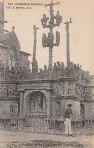 Plougastel-Daoulas , France , 1900-10s ; Les Calvaires Bretons