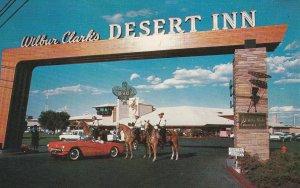 LAS VEGAS, Nevada, PU-1960; Wilbur Clark's Desert Inn