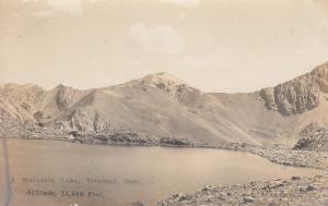 RP; TRINIDAD , Colorado, 00-10s ; A Mountain Lake