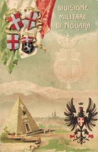 Military - Italy Divisione Militare Di Novara World War 1 04.21