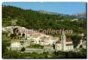 Modern Postcard Corsica Vivario Vue Generale