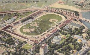 TAMPA, Florida, PU-1951; Aerial View, Fair Grounds