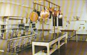 Florida Miami The Kitchen Vizcaya Dade County Art Mueum