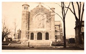 New York  Waterford , Saint Mary of the Assumption Roman Catholic Church ,  RPC